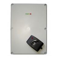 GSM сигнализация  АТ-250 (1 зона, вкл охрана/неохрана брелоками до 10 шт, 3 номера дозвона, выход на сирену, ББП под АКБ 1.3Ач)