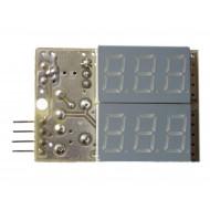 Цифровой вольтамперметр