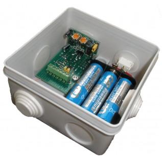 Охранная система автономная с встроенным датчиком  движения и выносной сиреной  OCA-3