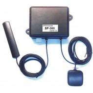 Профессиональный GPS трекер SF-300 с внешними  GSM и  GPS антеннами