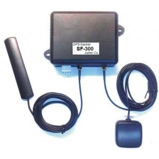 GPS трекер SF-300 с внешними  GSM и  GPS антеннами